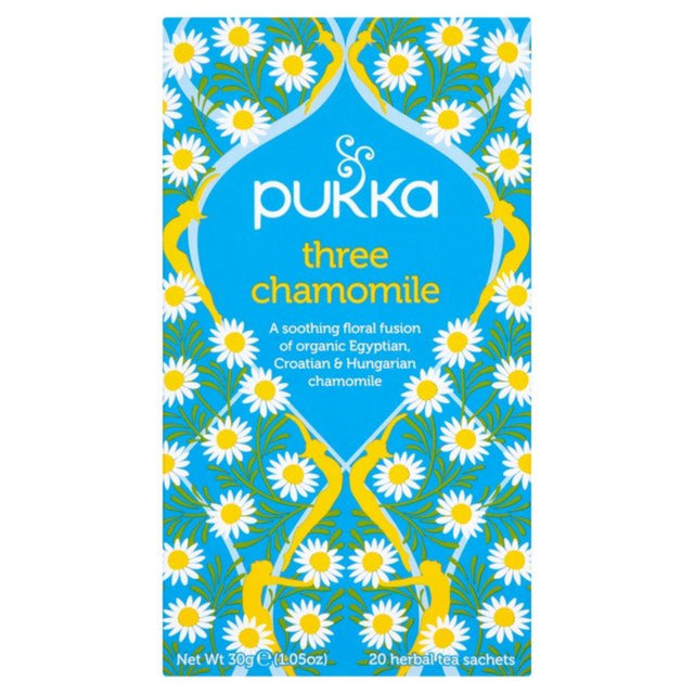 Pukka Three Chamomile Tea
