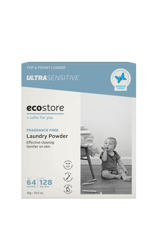 ecostore Laundry Powder Ultra Sensitive