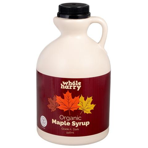 Whole Harry Dark Maple Syrup