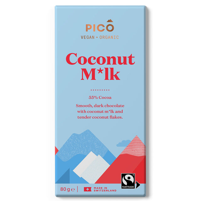 Pico Organic Vegan Chocolate Coconut Milk