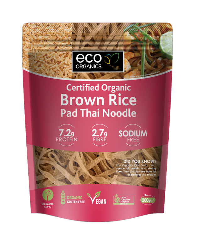 Eco Organic Brown Rice Noodles