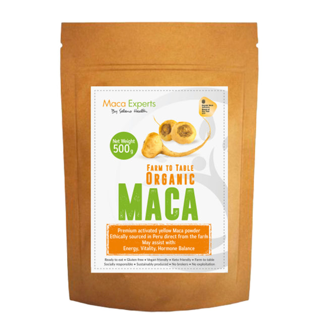 Seleno Health Maca Powder
