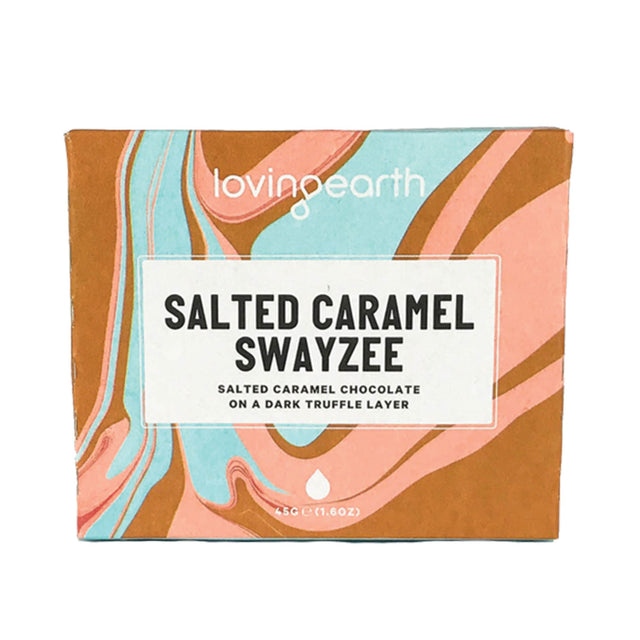 Loving Earth Salted Caramel Swayzee
