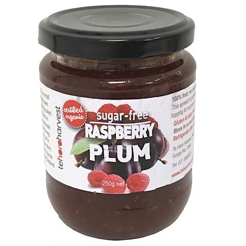 Te Horo Harvest Raspberry Spread
