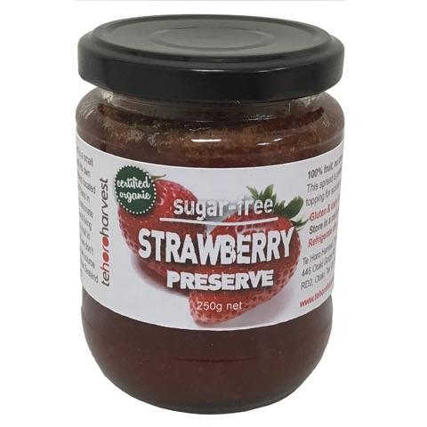 Te Horo Harvest Strawberry Spread