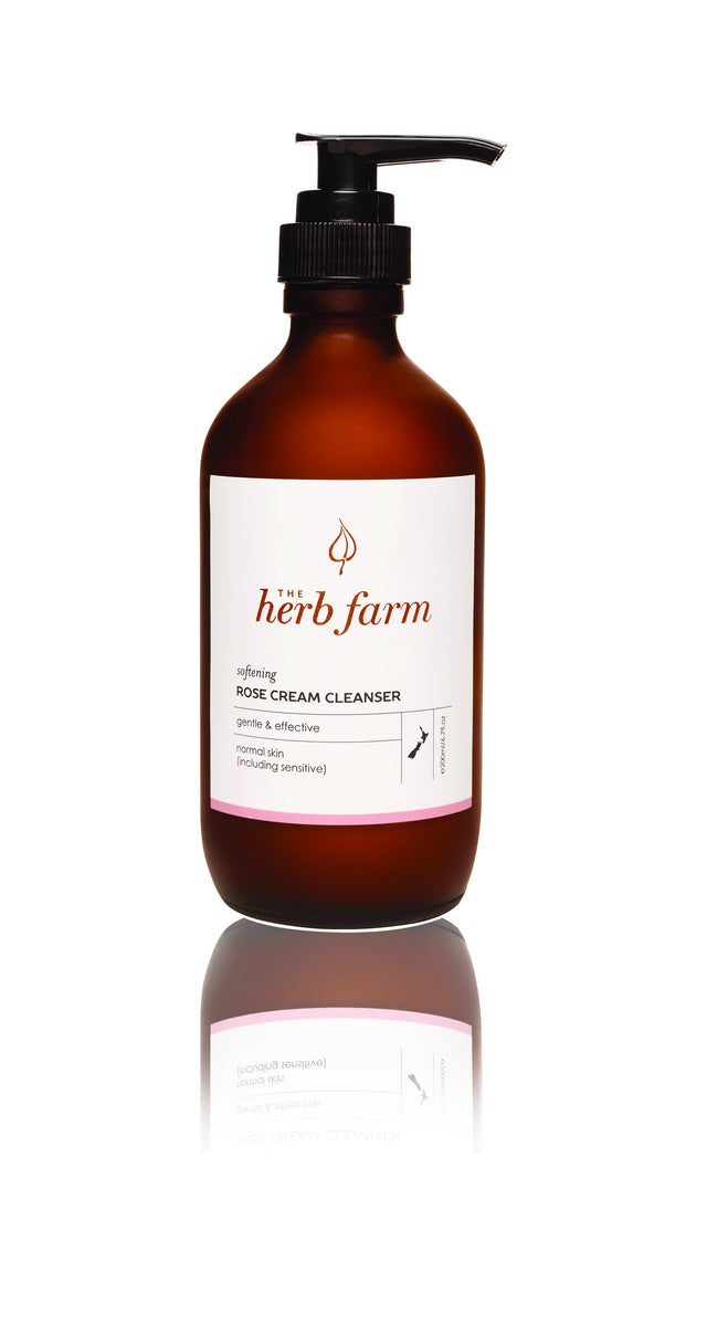 Herb Farm Rose Cream Cleanser