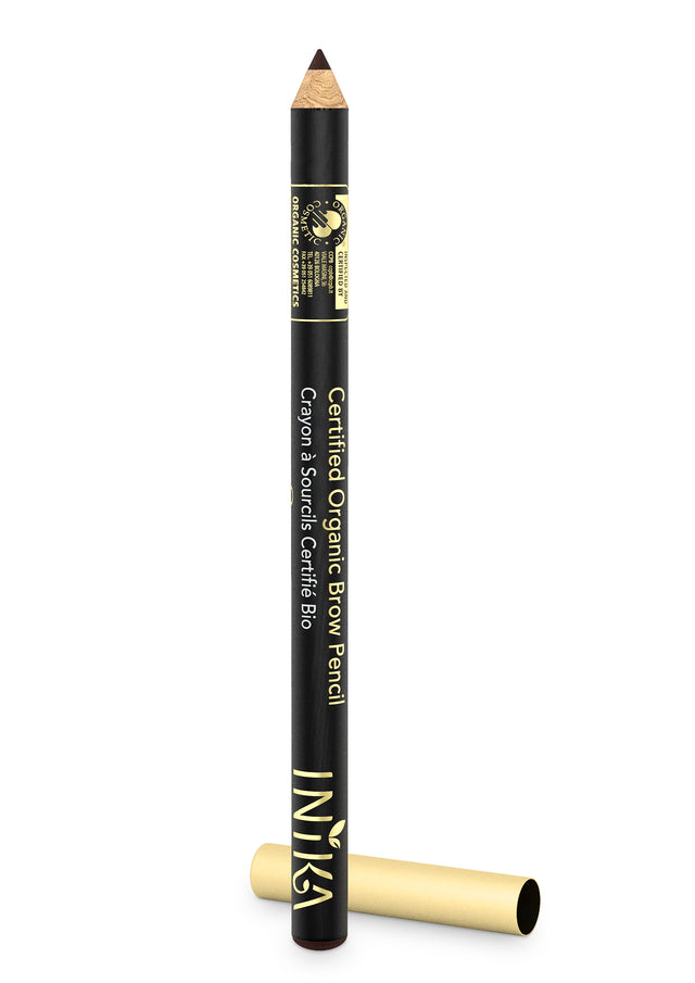 Inika Brow Pencil Dark Brunette