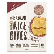 Ceres Organics Salt & Vinegar Rice Bites