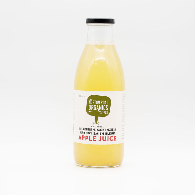 Norton Road Organics Apple Juice Blend