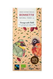 Bennetto Orange Chilli Chocolate