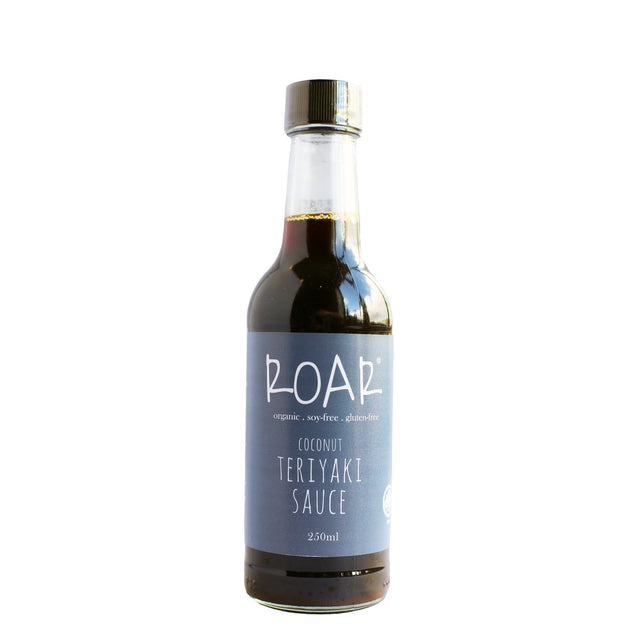 Roar Coconut Teriyaki Sauce