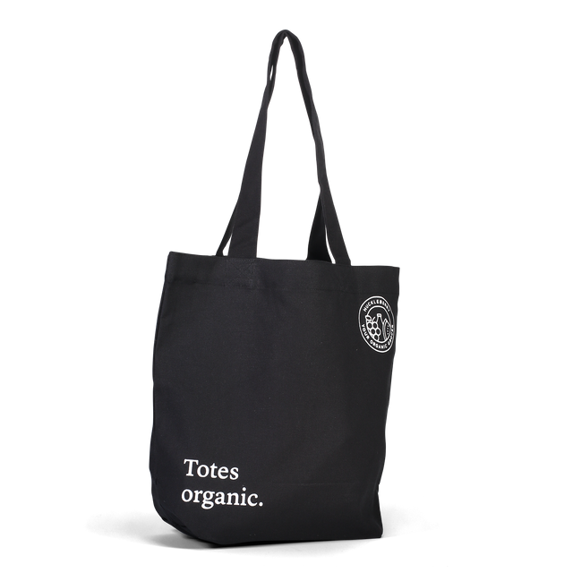 Huckleberry Tote Bag Totes Organic