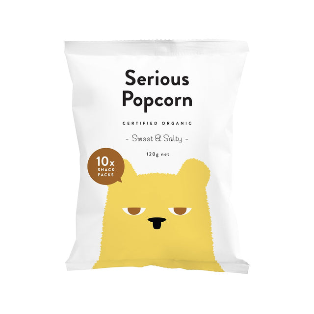Serious Popcorn Sweet & Salty