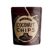 The Green Seed Chocolate Coconut Chips
