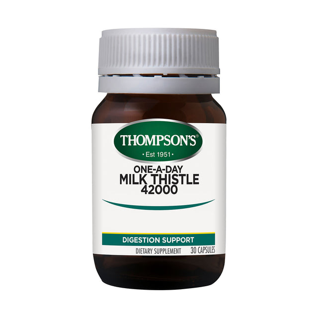 Thompson's One-A-Day Milk Thistle 42000