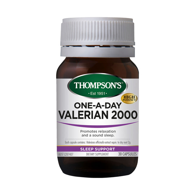 Thompson's One-A-Day Valerian 2000
