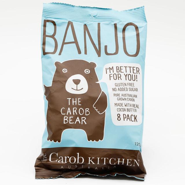 Carob Kitchen Carob Bear 8 Pack