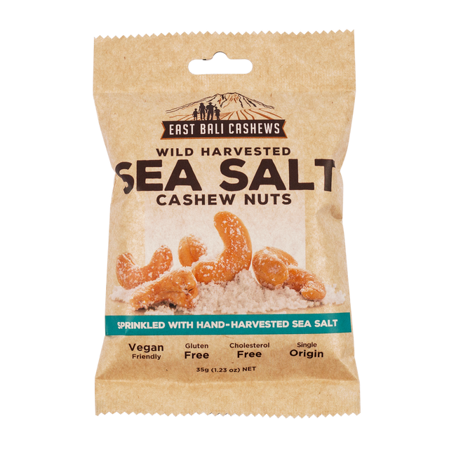 East Bali Sea Salt Cashews