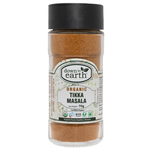Down To Earth Organic Tikka Masala