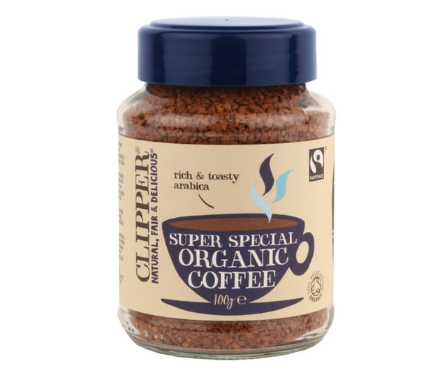 Clipper Instant Super Special Coffee