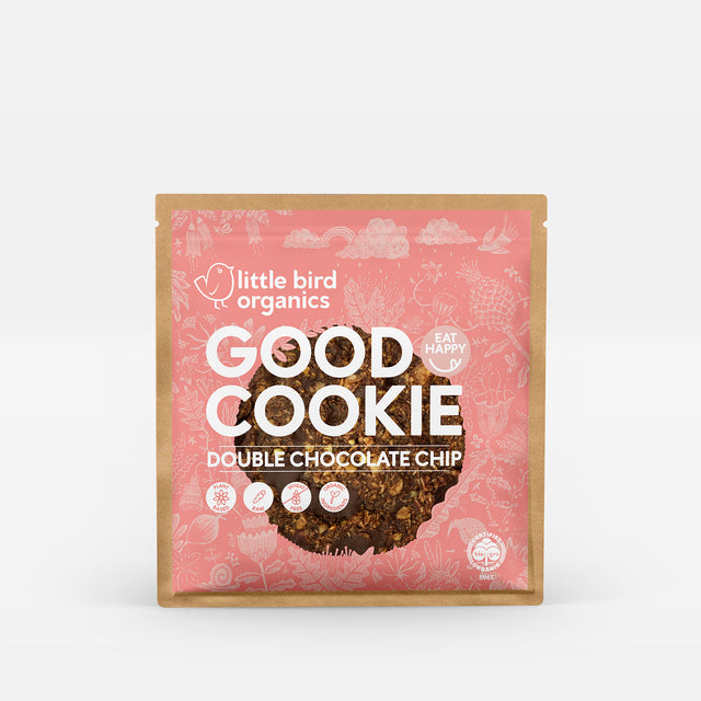 Little Bird Double Chocolate Good Cookie
