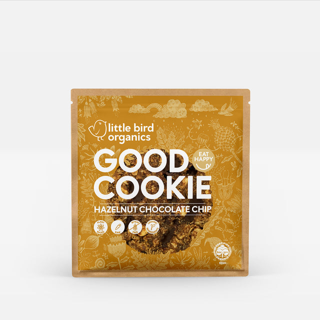Little Bird Hazelnut & Chocolate Good Cookie