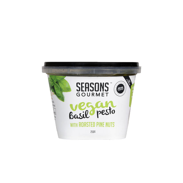 Seasons Gourmet Vegan Basil Pesto