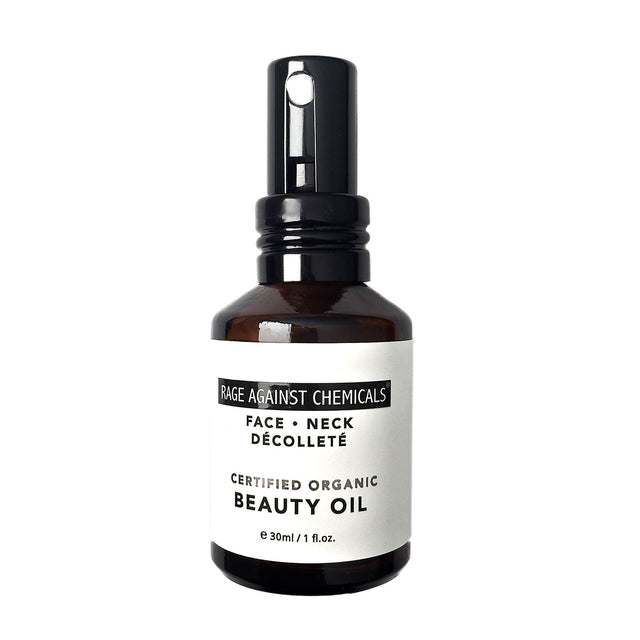 Rage Against Chemicals Organic Beauty Oil
