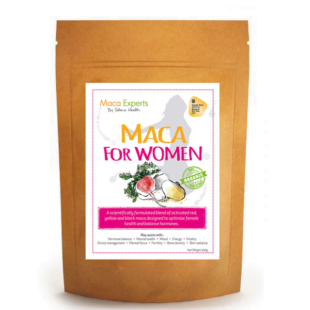 Seleno Health Maca For Women