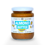 Forty Thieves Almond Butter Smooth