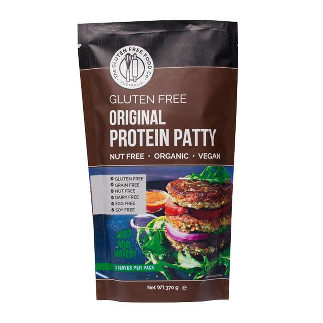 Gluten Free Food Co. Protein Patty Original