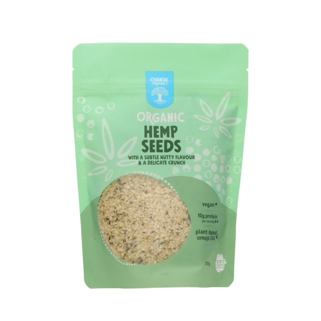 Chantal Organics Hemp Hearts