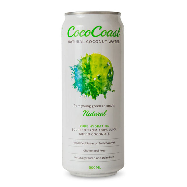 Coco Coast Natural Coconut Water