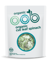 oob Organic Frozen Spinach