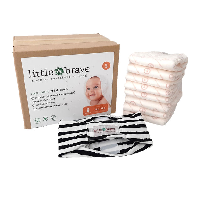 Little & Brave Trial Pack Small