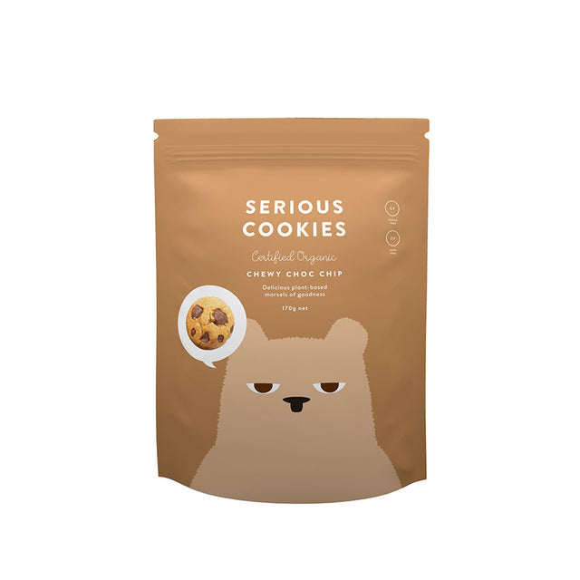 Serious Food Co. Chocolate Chip Cookies