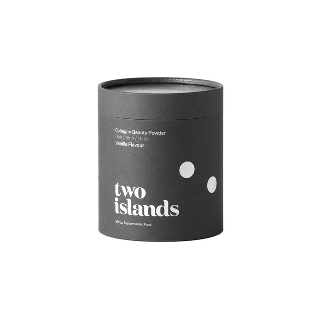 Two Islands Vanilla Collagen Powder