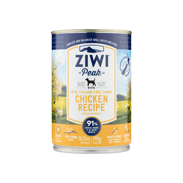 Ziwi Peak Wet Free-Range Chicken Recipe for Dog