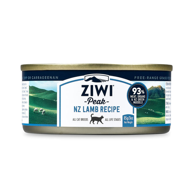 Ziwi Peak Wet Lamb Recipe for Cats
