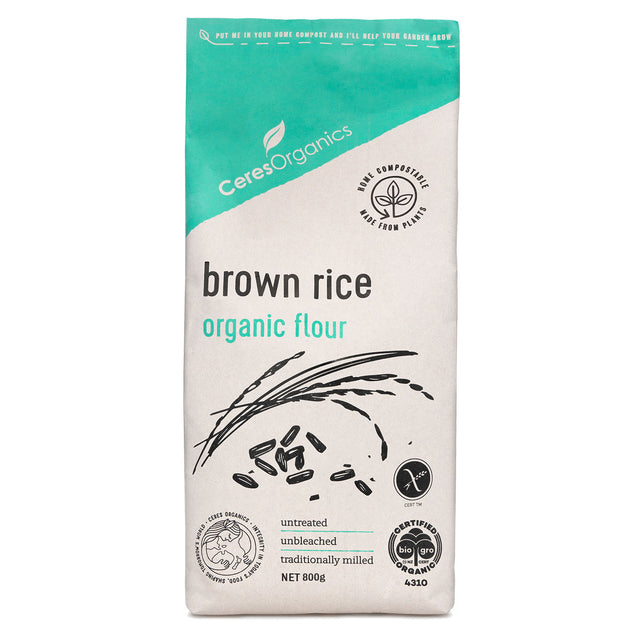 Ceres Organic Brown Rice Flour