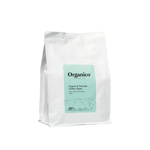 Organico Whole Coffee Beans