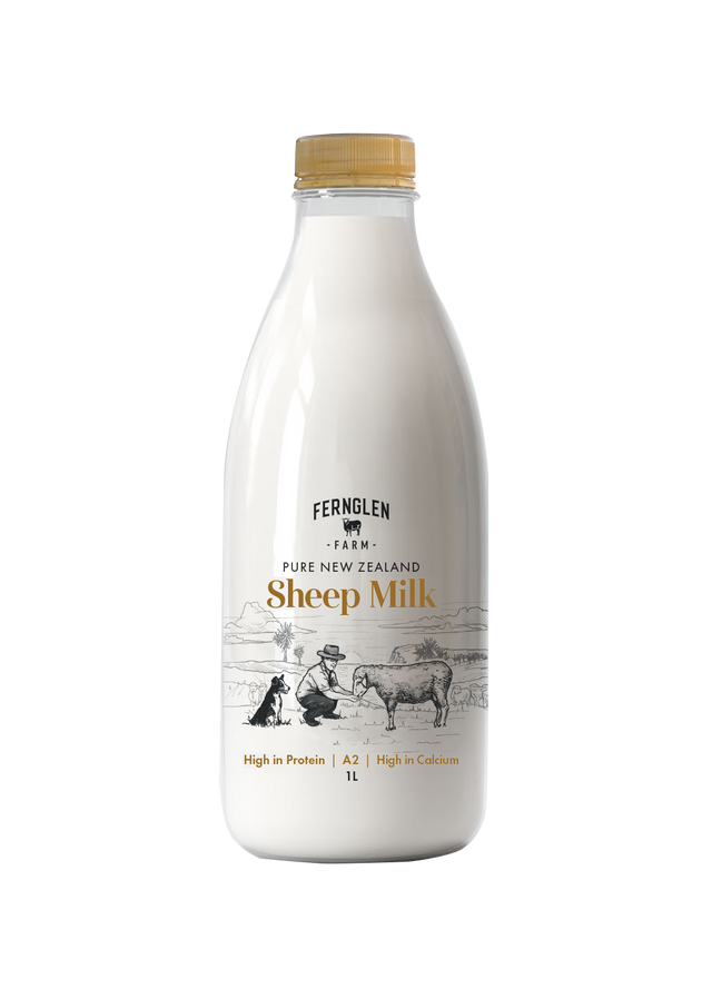 Fernglen Farm Sheep Milk