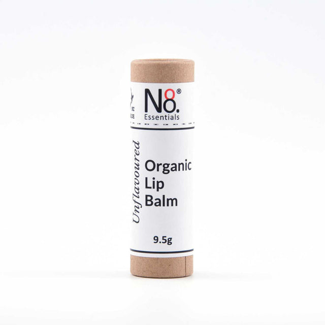 No.8 Essentials Unflavoured Lip Balm