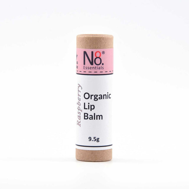 No.8 Essentials Raspberry Lip Balm