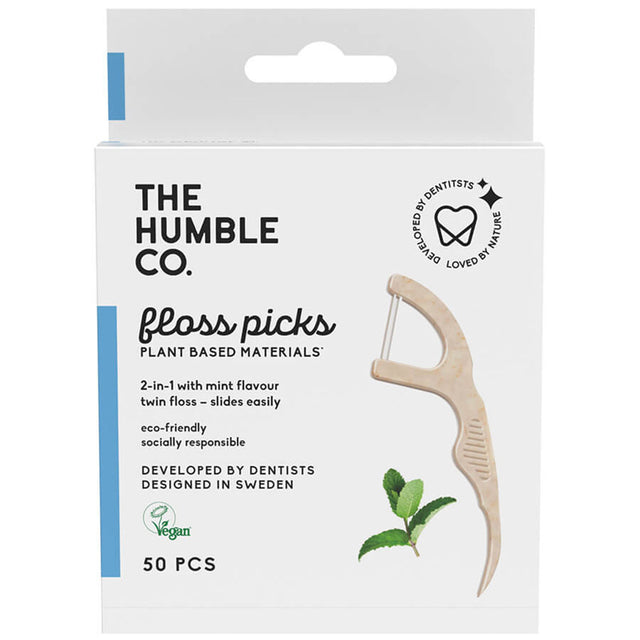 The Humble Co. Floss Picks