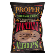 Proper Crisp Tortilla Chips Cheeza