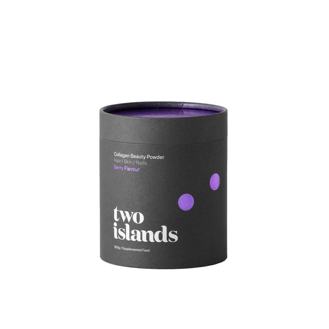Two Islands Berry Collagen Powder