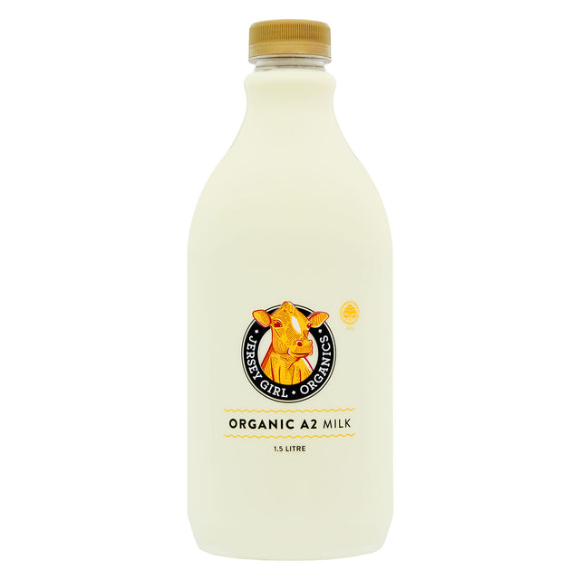 Jersey Girl Organic Whole A2 Milk