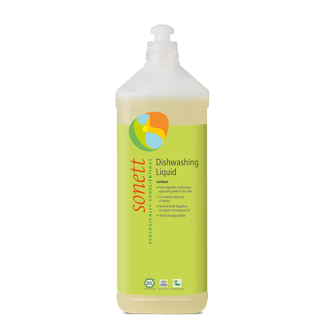 Sonett Dishwashing Liquid Lemon