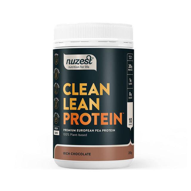 Nuzest Clean Lean Protein Rich Chocolate
